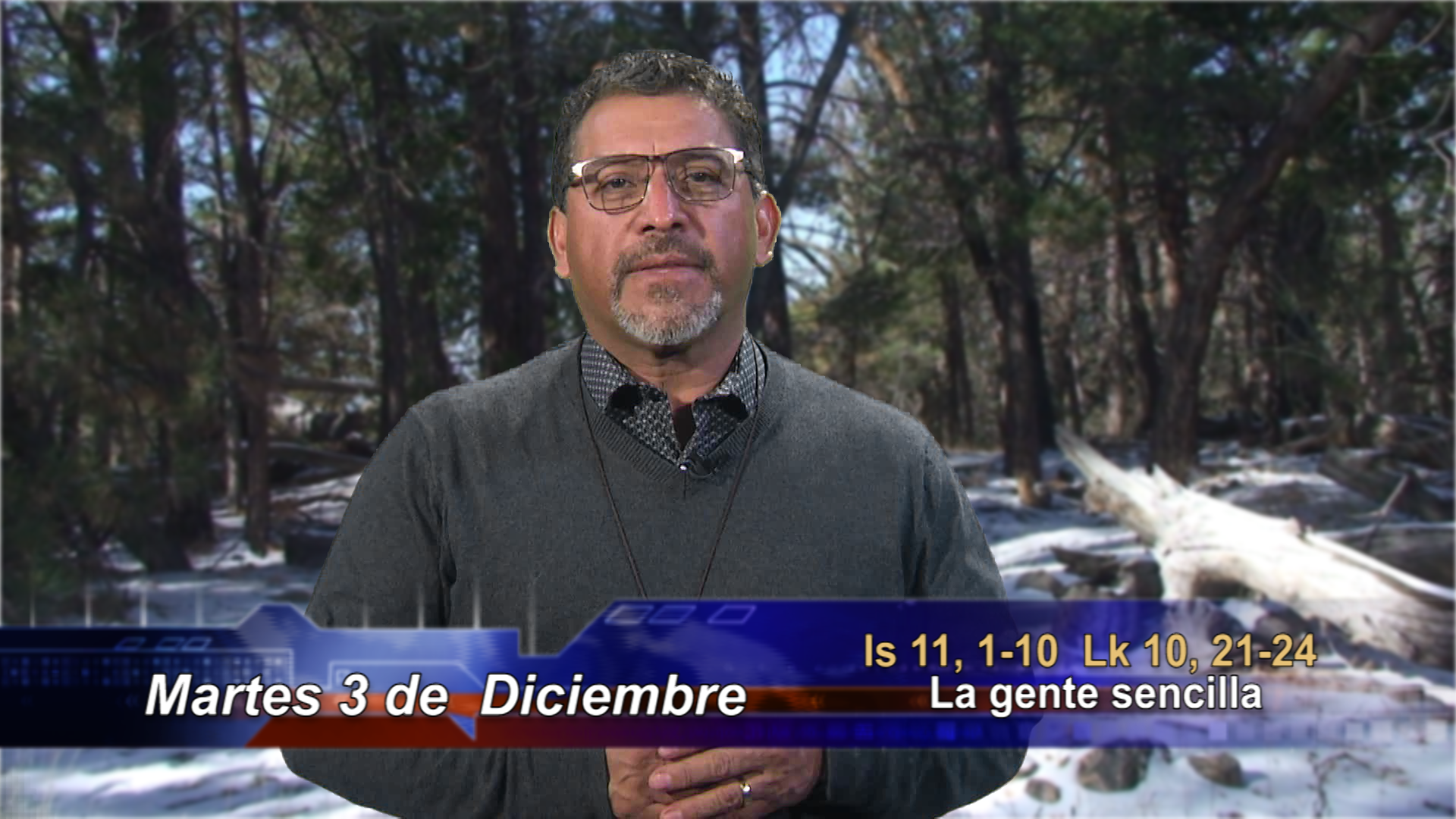 Artwork for Dios te Habla con Dn. Alfonso:  Tema el hoy: La gente sencilla