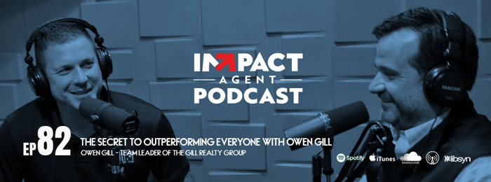 Owen Gill on The Impact Agent Podcast with Jason Will