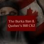 Artwork for EP29: The Burka Ban & Quebec's Bill C62