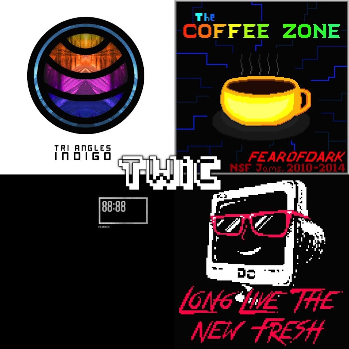 TWiC 076: Fearofdark, Telefuture, Danimal Cannon, Tri Angles