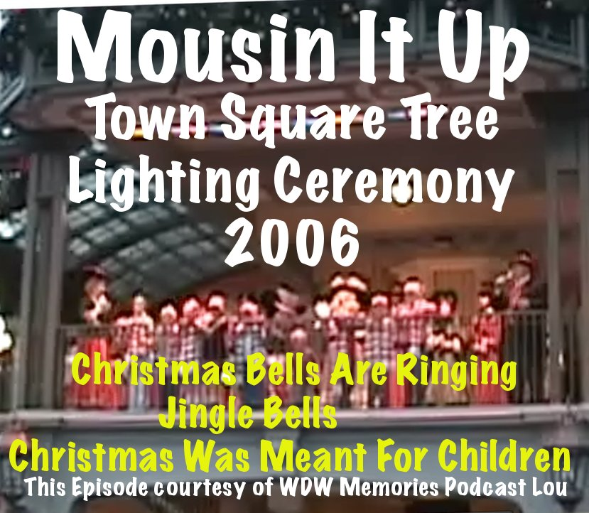 25 Mousin Days Of Christmas - Main Street Tree Lighting Ceremony