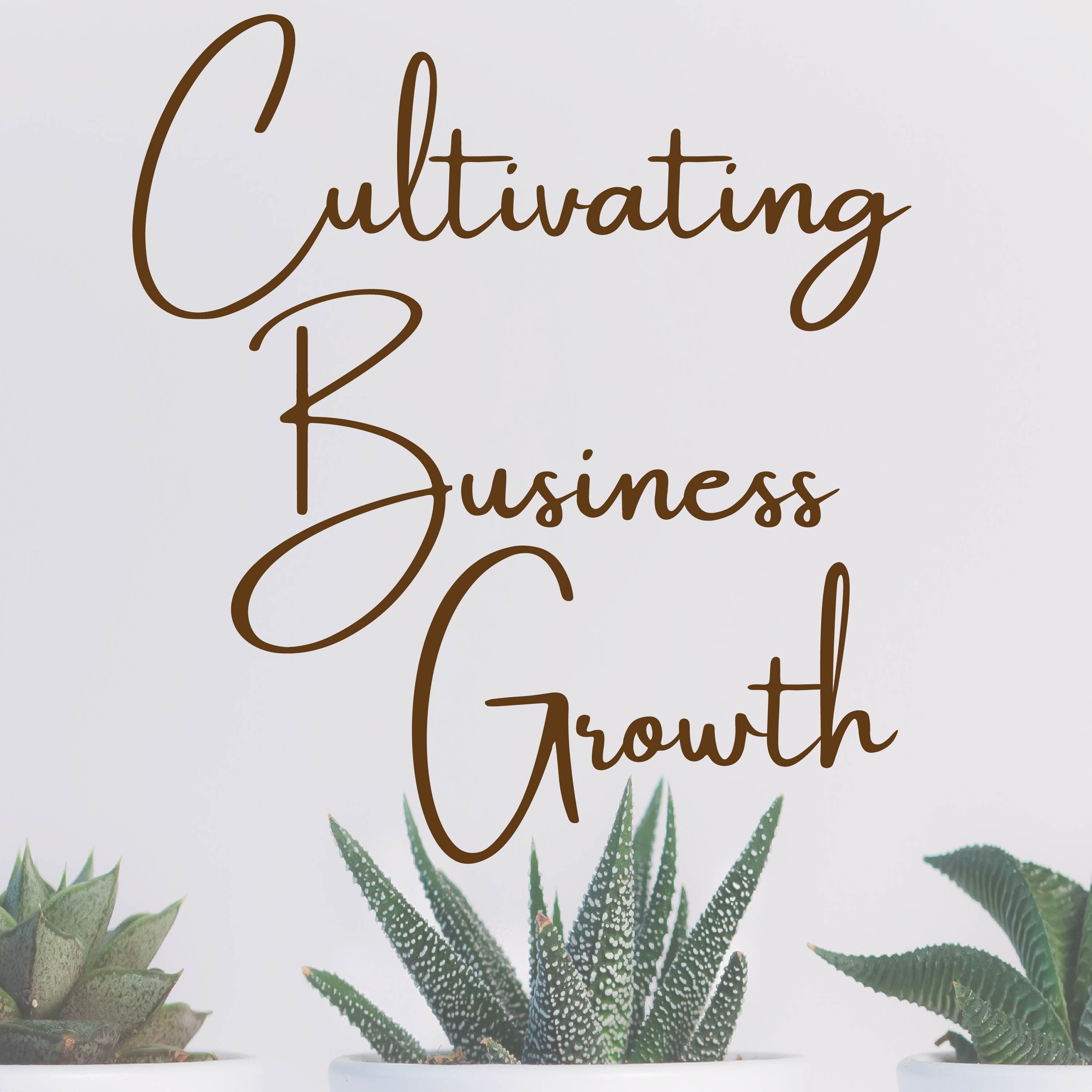 Cultivating Business Growth show art