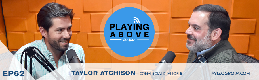 Taylor Atchison on Playing Above The Line