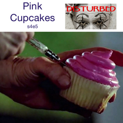 s4e5 Pink Cupcakes
