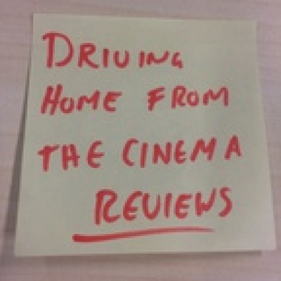 Driving home from the cinema reviews show image