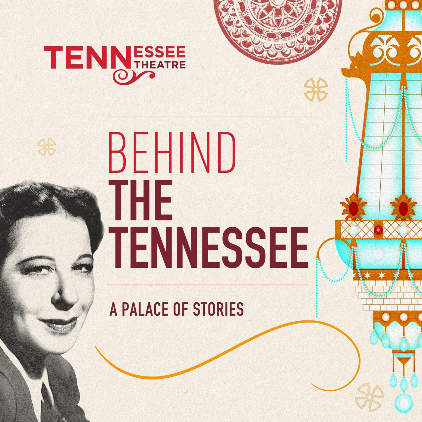 Behind The Tennessee: A Palace of Stories show art