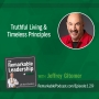 Artwork for Truthful Living and Timeless Principles with Jeffrey Gitomer