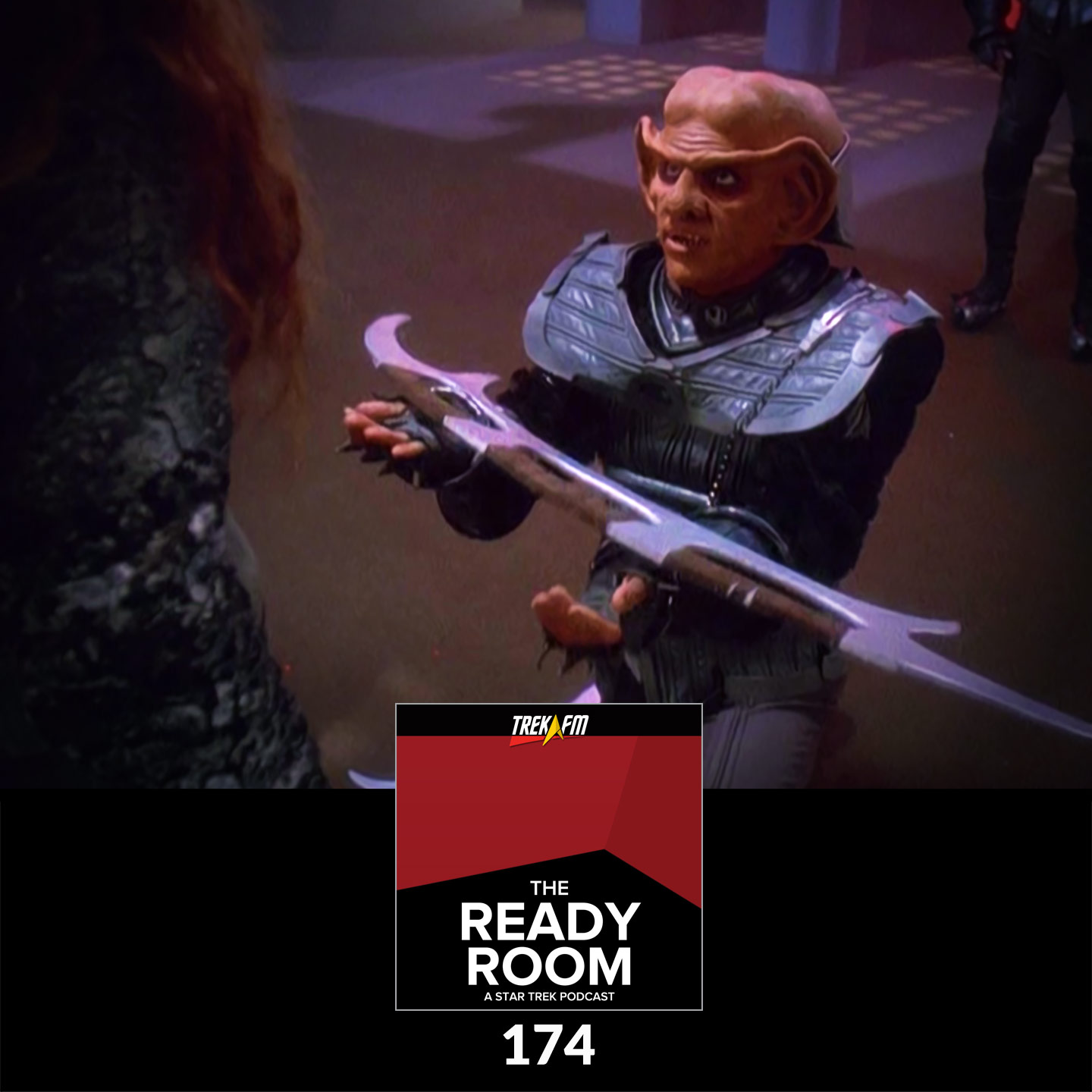 174: Klingon Courting for Dummies