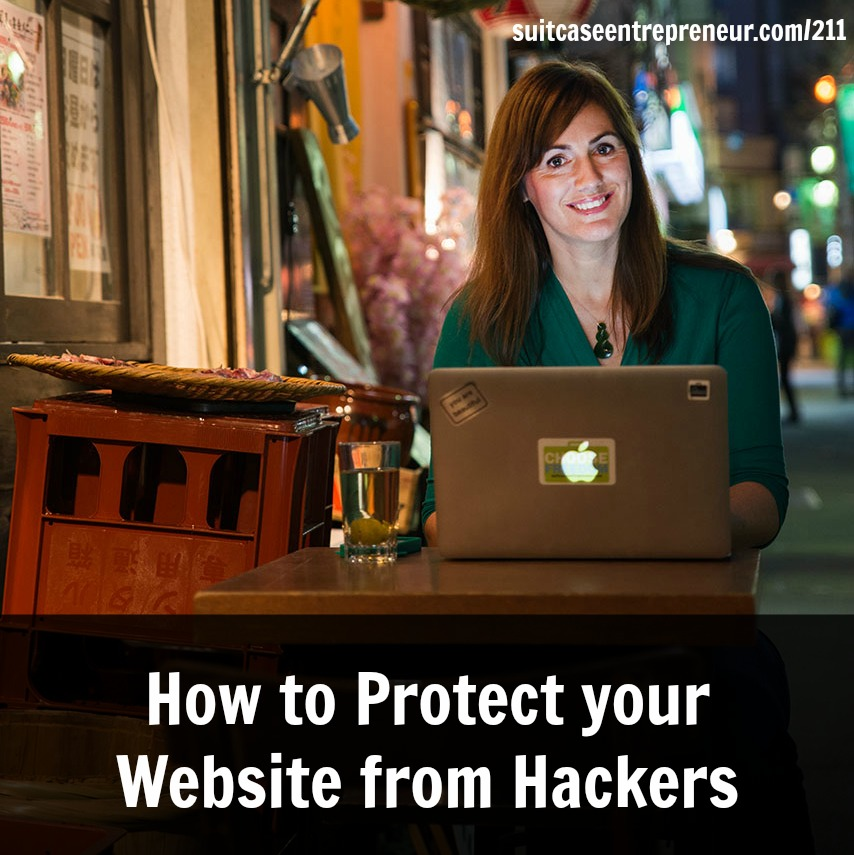 [211] How to Protect your Website from Hackers