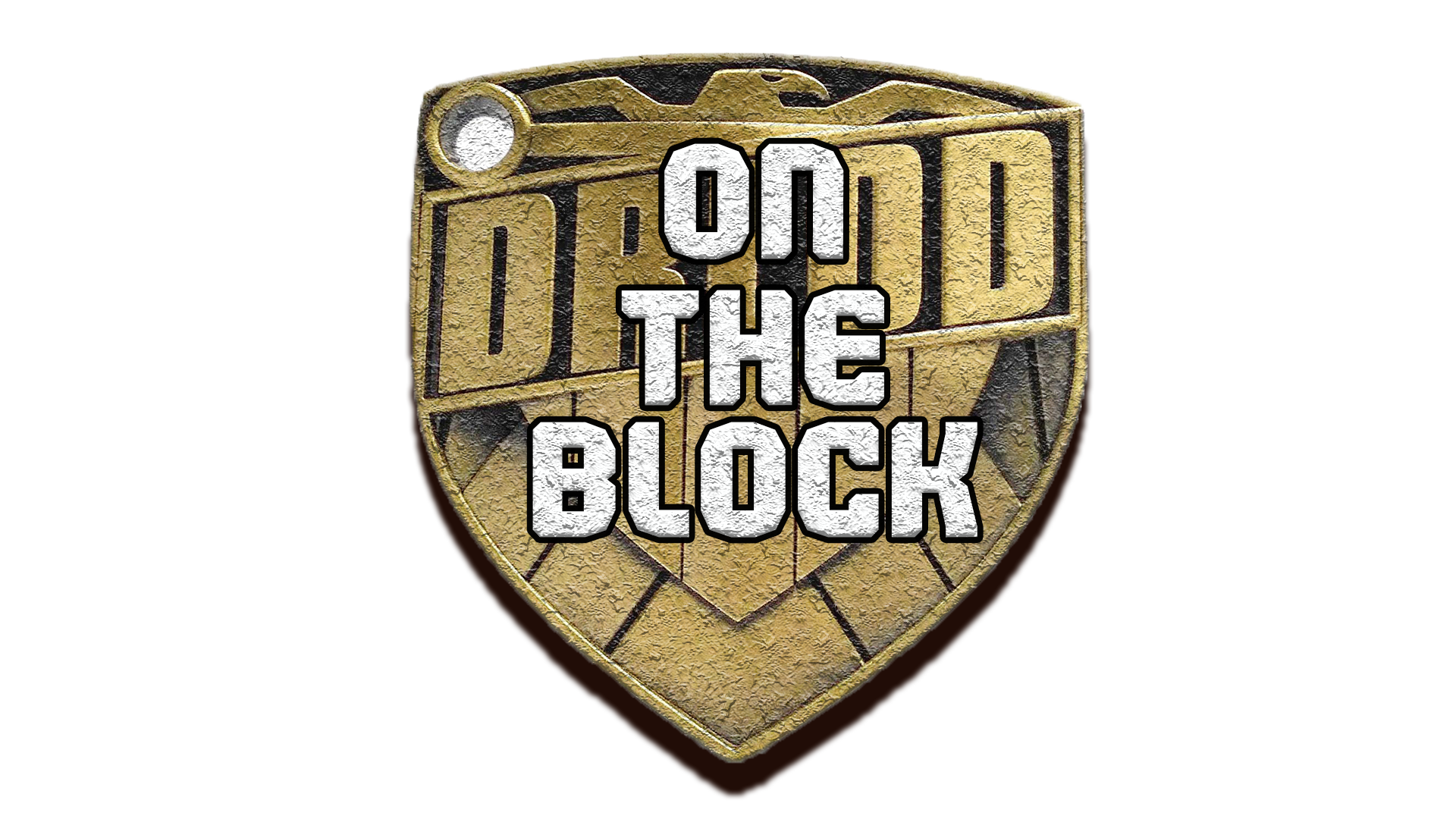 Episode 5 - Judge Dredd: On The Block show art