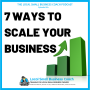 Artwork for 7 Ways to Scale Your Business