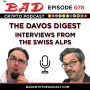Artwork for The Davos Digest - Interviews from the Swiss Alps
