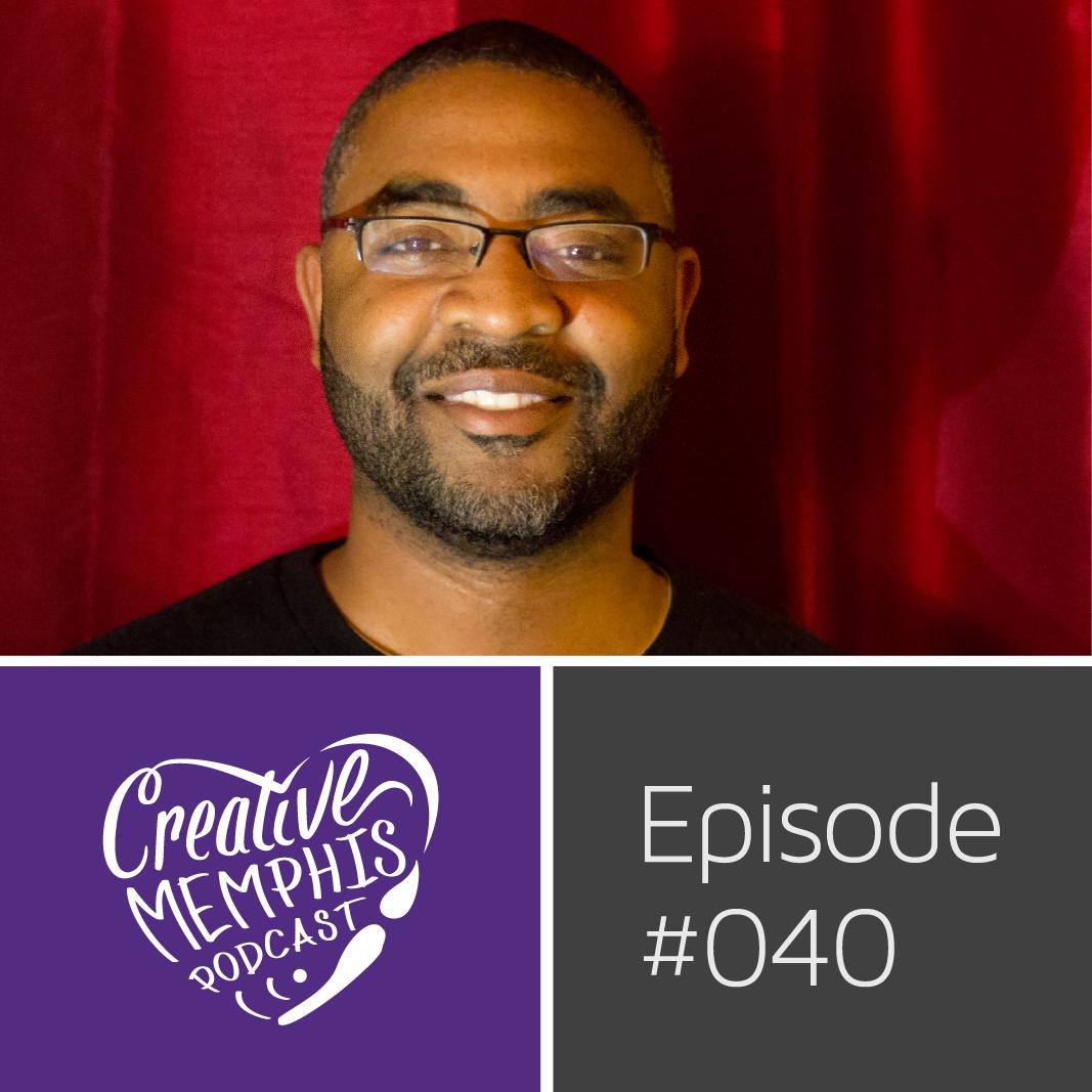 Episode #040: Sean Mosley, Spillit storyteller / podcaster