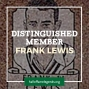 Artwork for 1979 Distinguished Member Frank Lewis, Olympic Champion