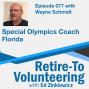 Artwork for 077 Wayne Schmidt—Special Olympics Coaching