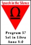 Artwork for Program 57: Equinox in Libra, Year 110