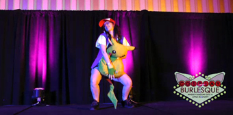 "85 - Introducing Amy Macabre as ""Ash Ketchum"""