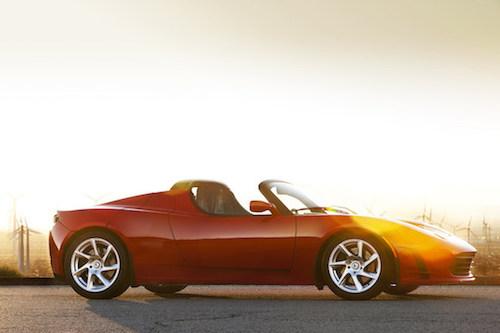 La batería del Tesla Roadster aguantará cerca de 643 km con una carga