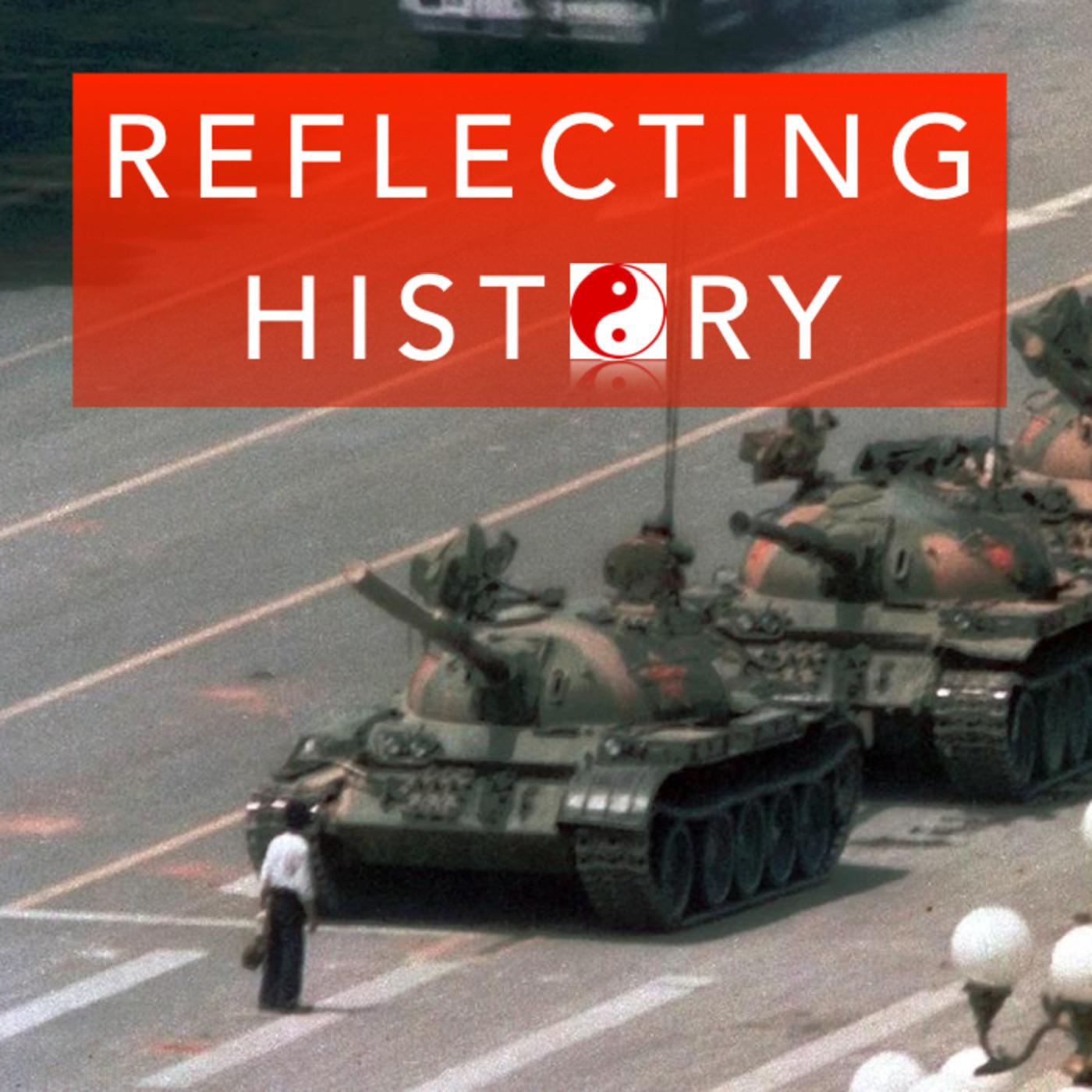 Reflecting History show art