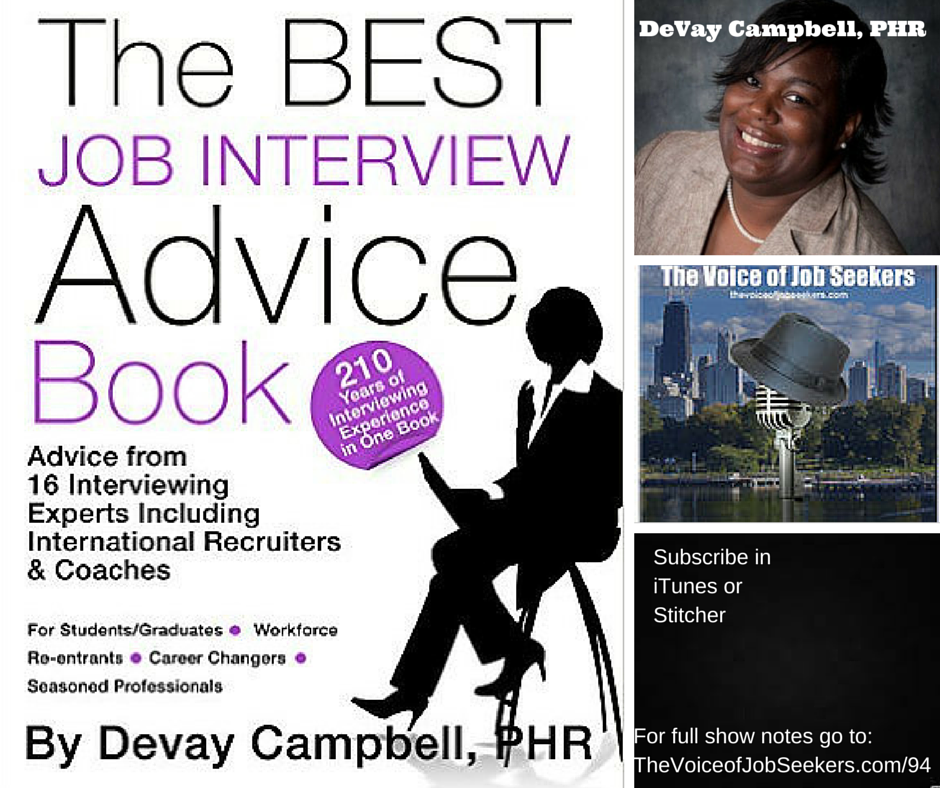 Job Interviewing Advice from Experts
