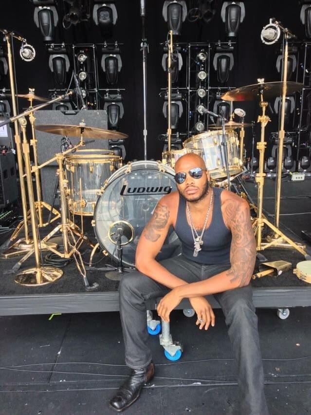 #221:FRANKLIN VANDERBILT/Drummer for Lenny Kravitz