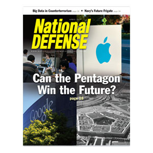 Artwork for Defense Technology At a Crossroads: Can the Pentagon Regain Its Innovation Mojo? — April 2015