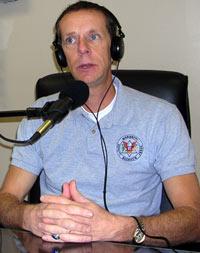Episode 14:  Sheriff Jim Johnson - Leadership in the Public Arena