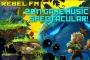 Artwork for The Rebel FM 2011 Game Music Spectacular
