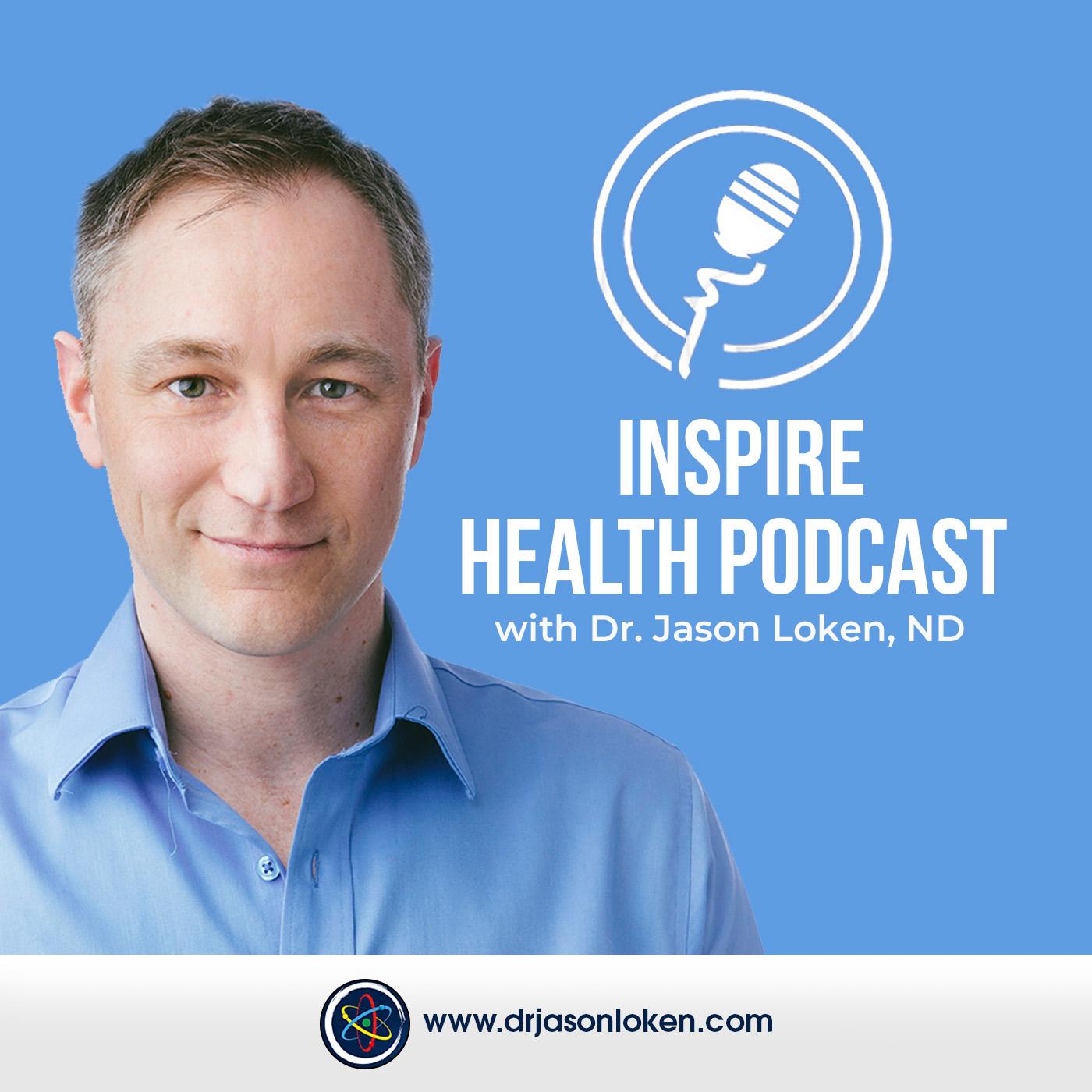 Inspire Health Podcast show art