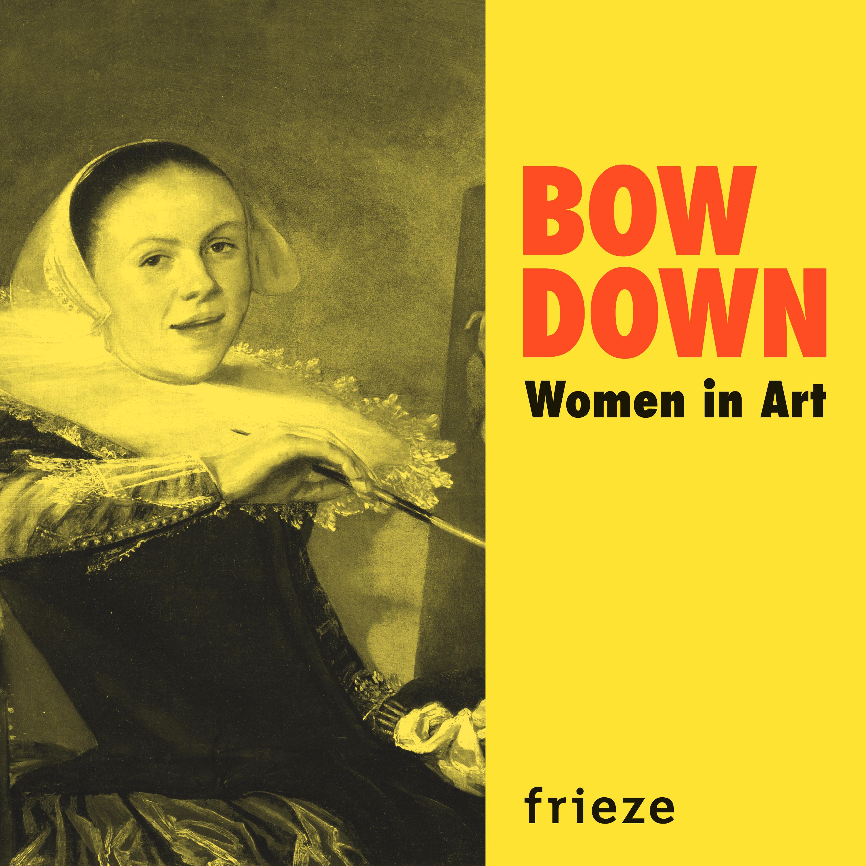 Bow Down: Women in Art show art