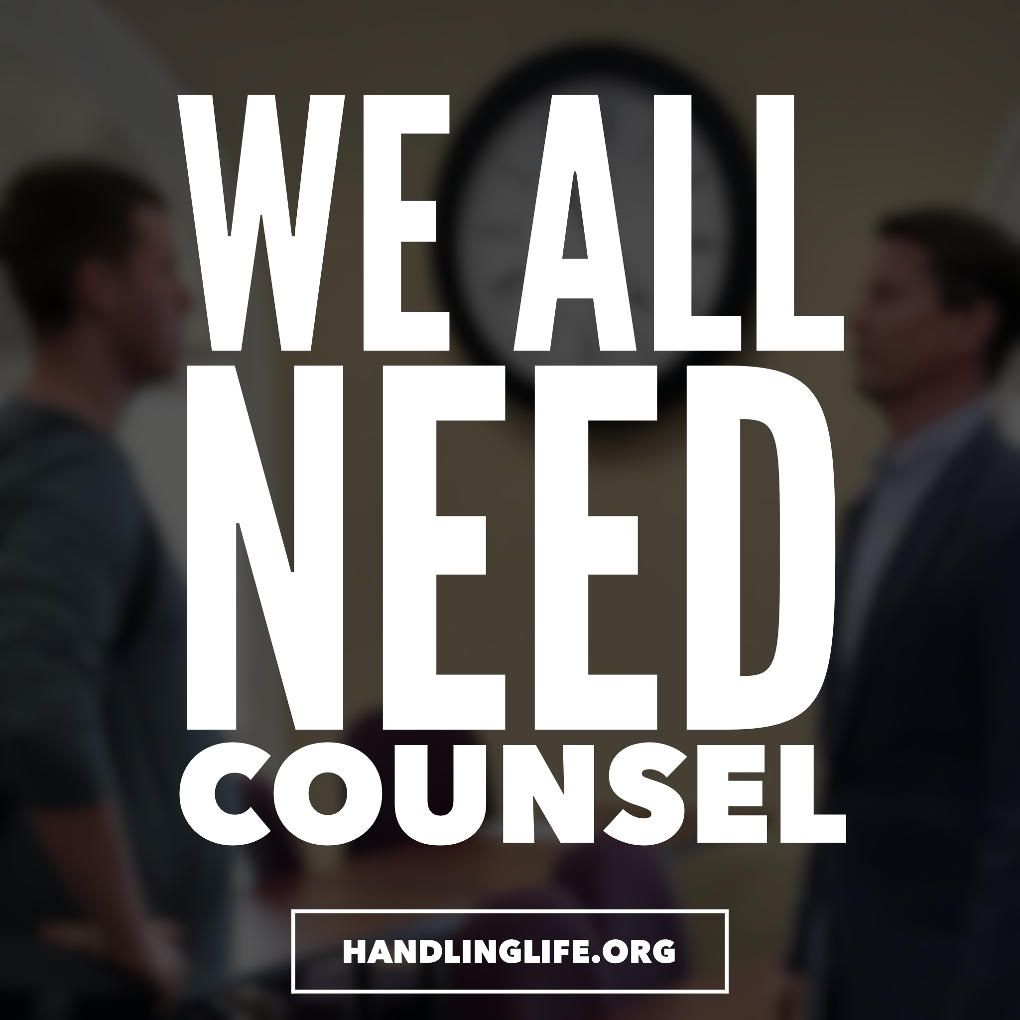 Artwork for We ALL Need Counsel