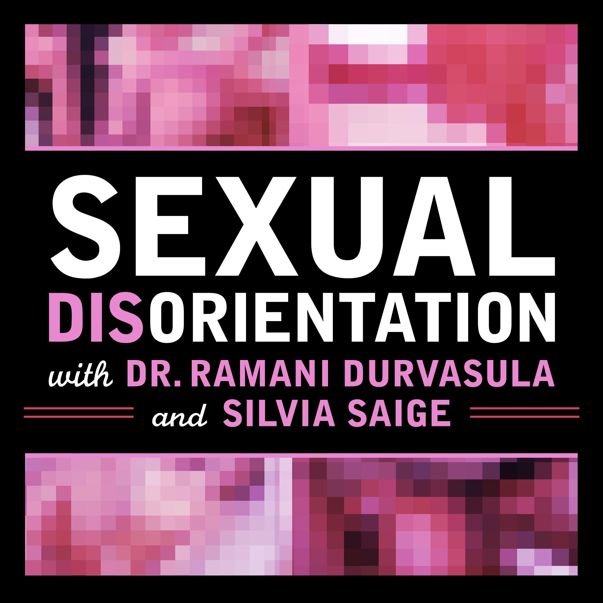 Artwork for Episode 37 - Silvia Saige Goes Solo on Sex Symbols and Shame