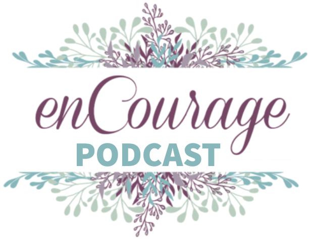 The enCourage Women's Podcast show art