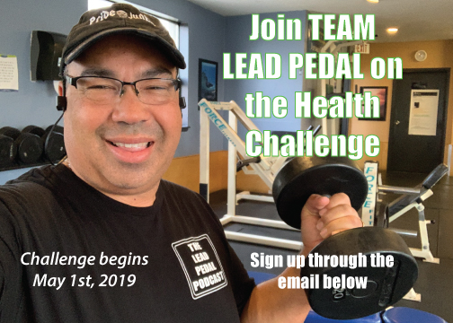 Join Team Lead Pedal