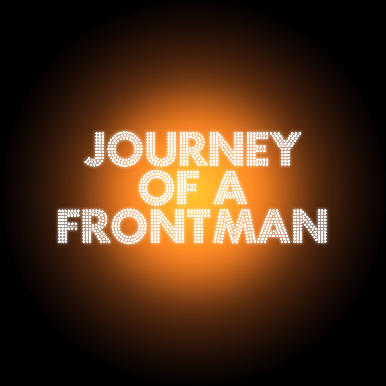 Journey of a Frontman show art