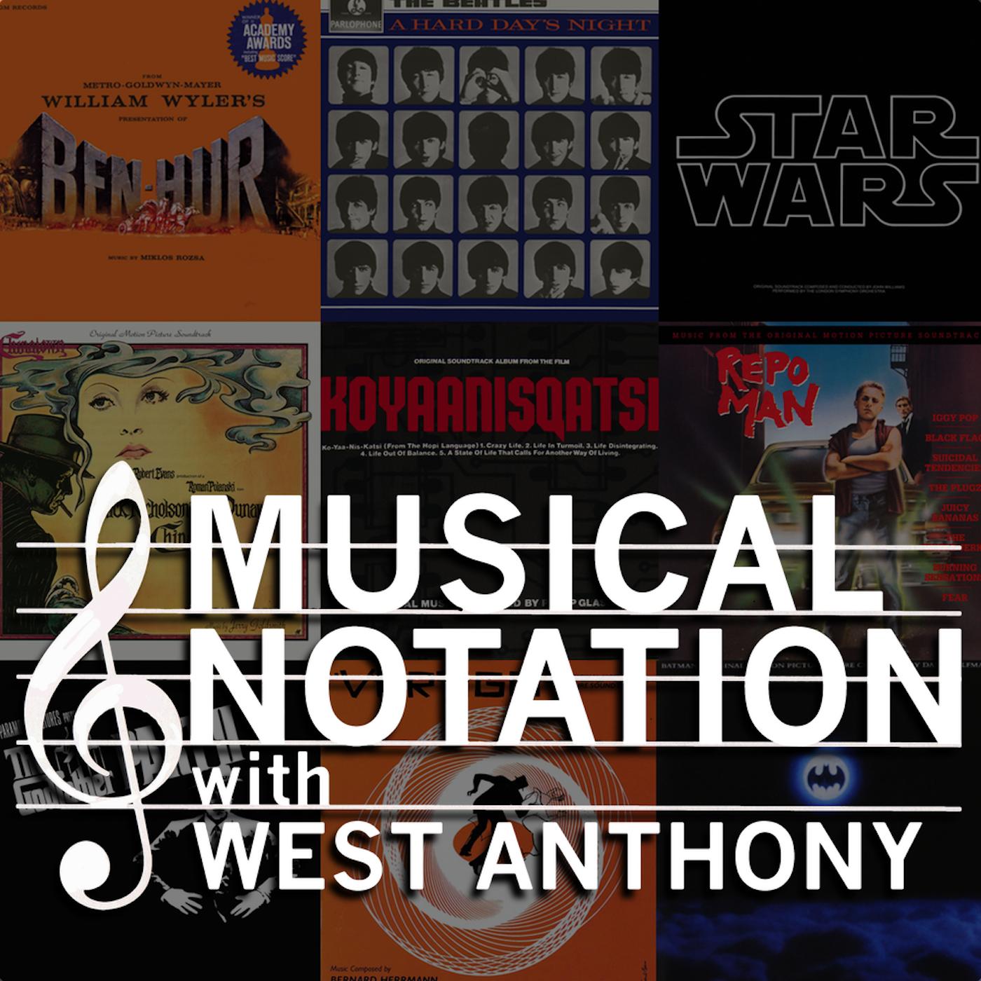 Musical Notation show art