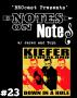 """Artwork for (#202) """"BROcast Presents"""" Notes On Notes #23: Kiefer Sutherland"""