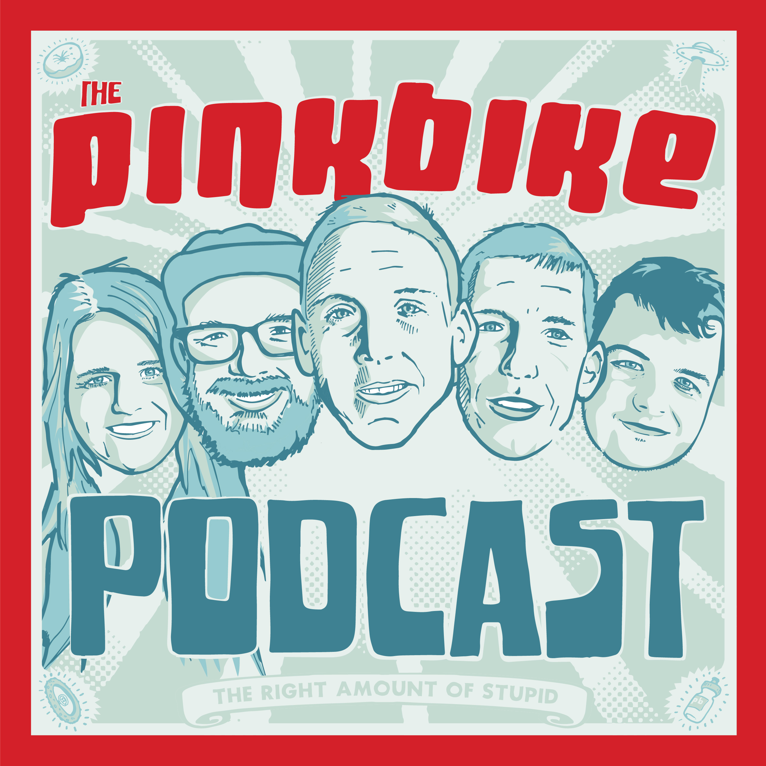 The Pinkbike Podcast show art