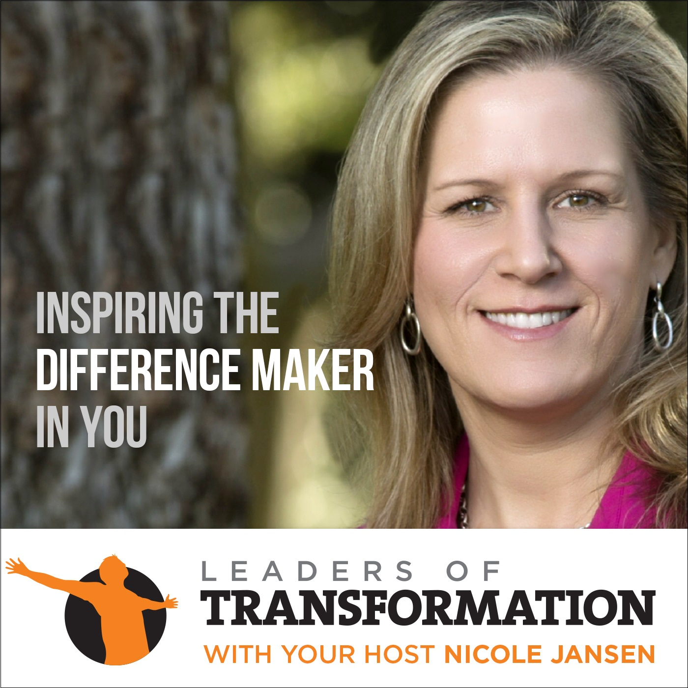 Leaders Of Transformation | Leadership Development | Conscious Business | Global Transformation show art