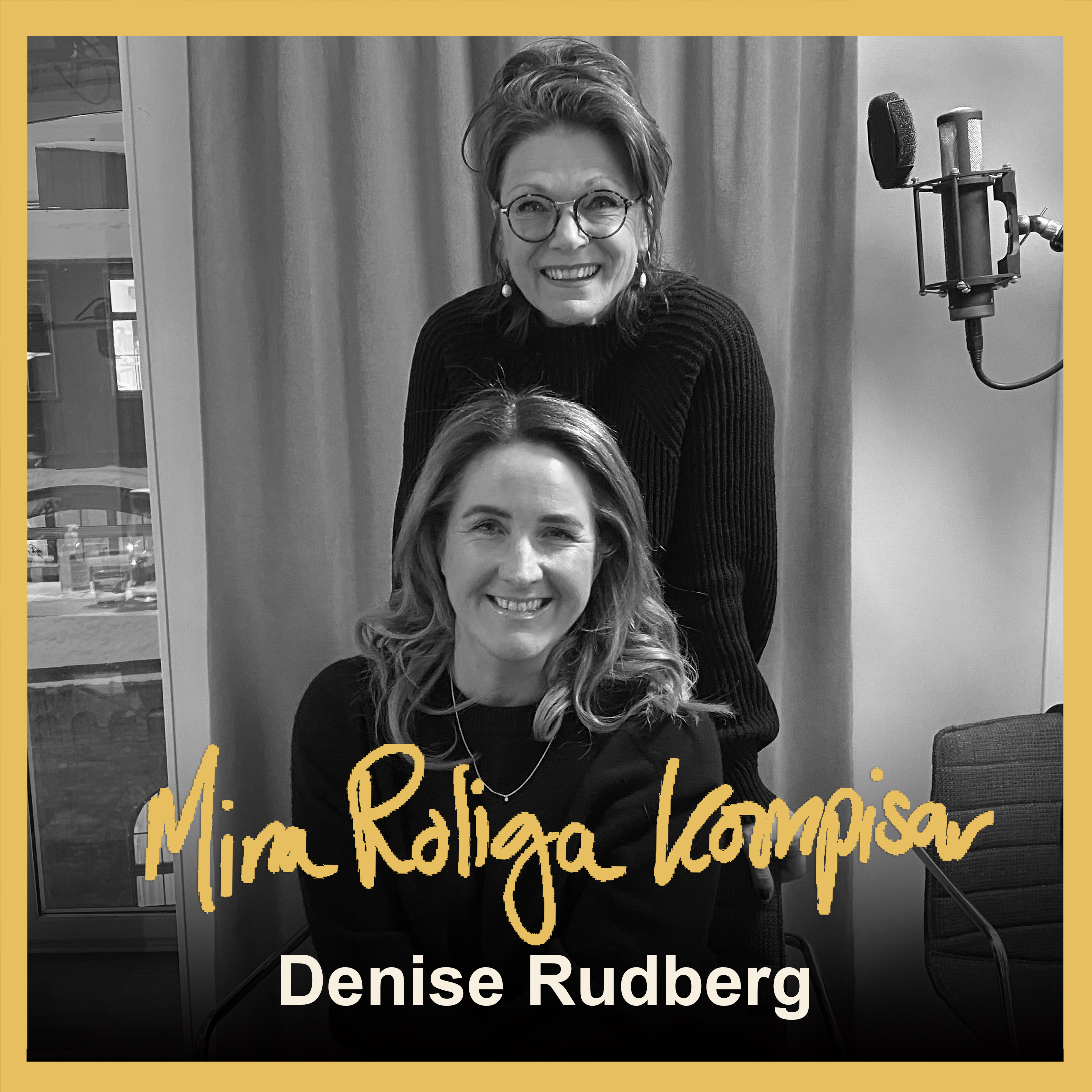 16. Denise Rudberg