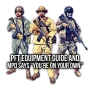 """Artwork for PFT Equipment Guide and MPD Says """"You're on Your Own"""" 
