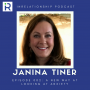 Artwork for Episode 002: A new way to look at anxiety with Janina Tiner