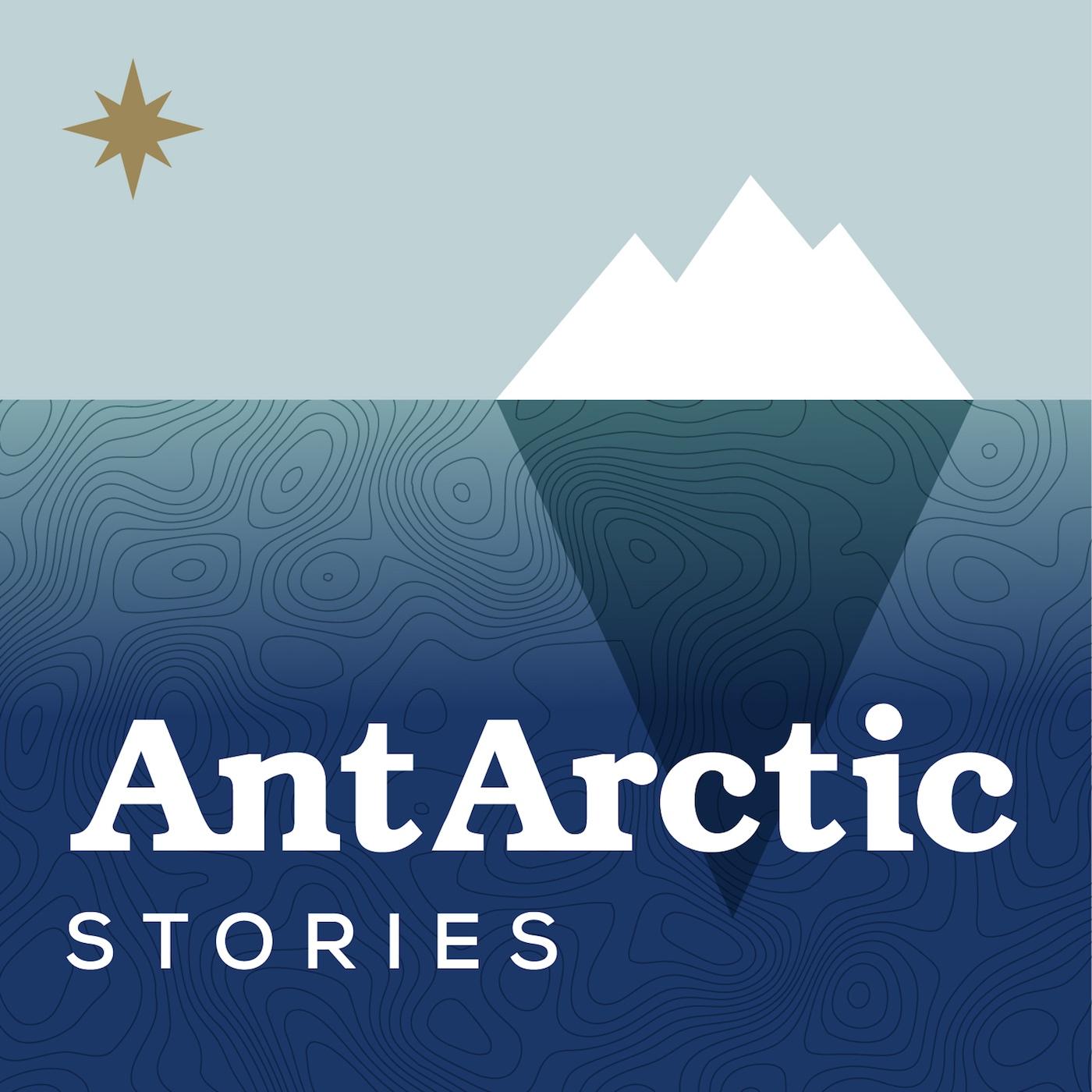 Antarctic Stories show art