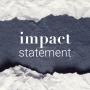 Artwork for Impact Statement true crime promo