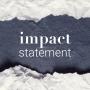 Artwork for Impact Statement true crime promo
