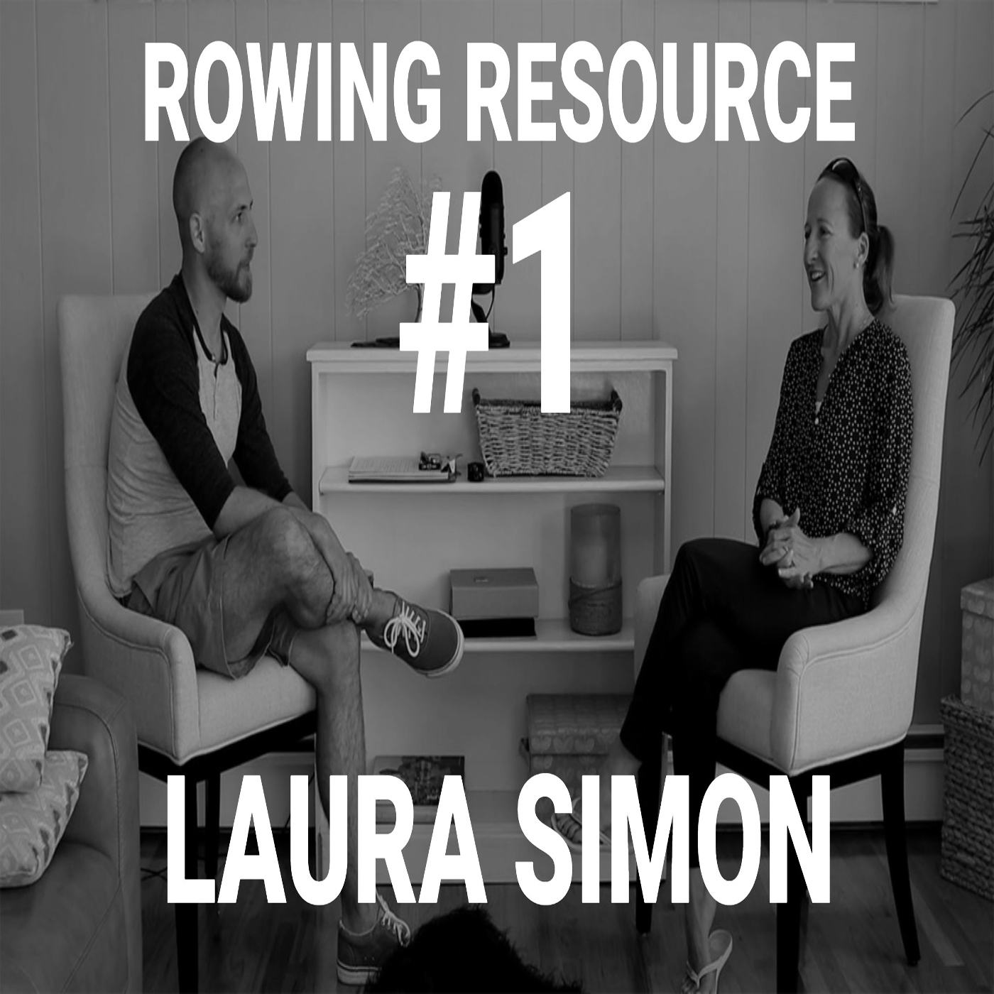 Ep. 1 - Laura Simon