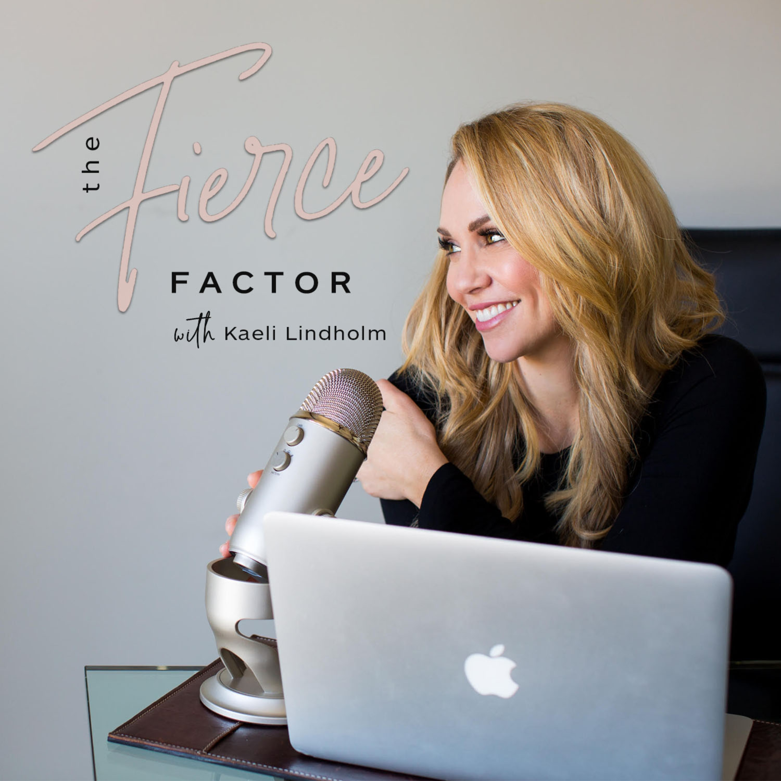 The  Fierce Factor with Kaeli Lindholm show art