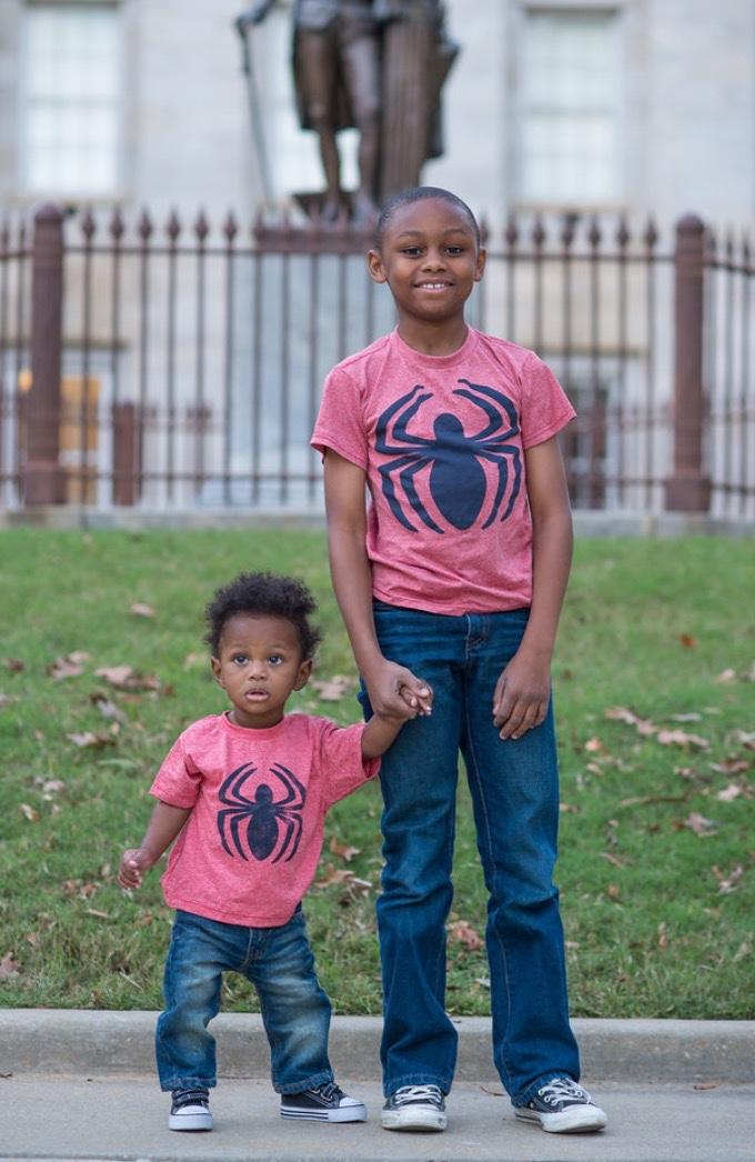 Elana's Two Boys
