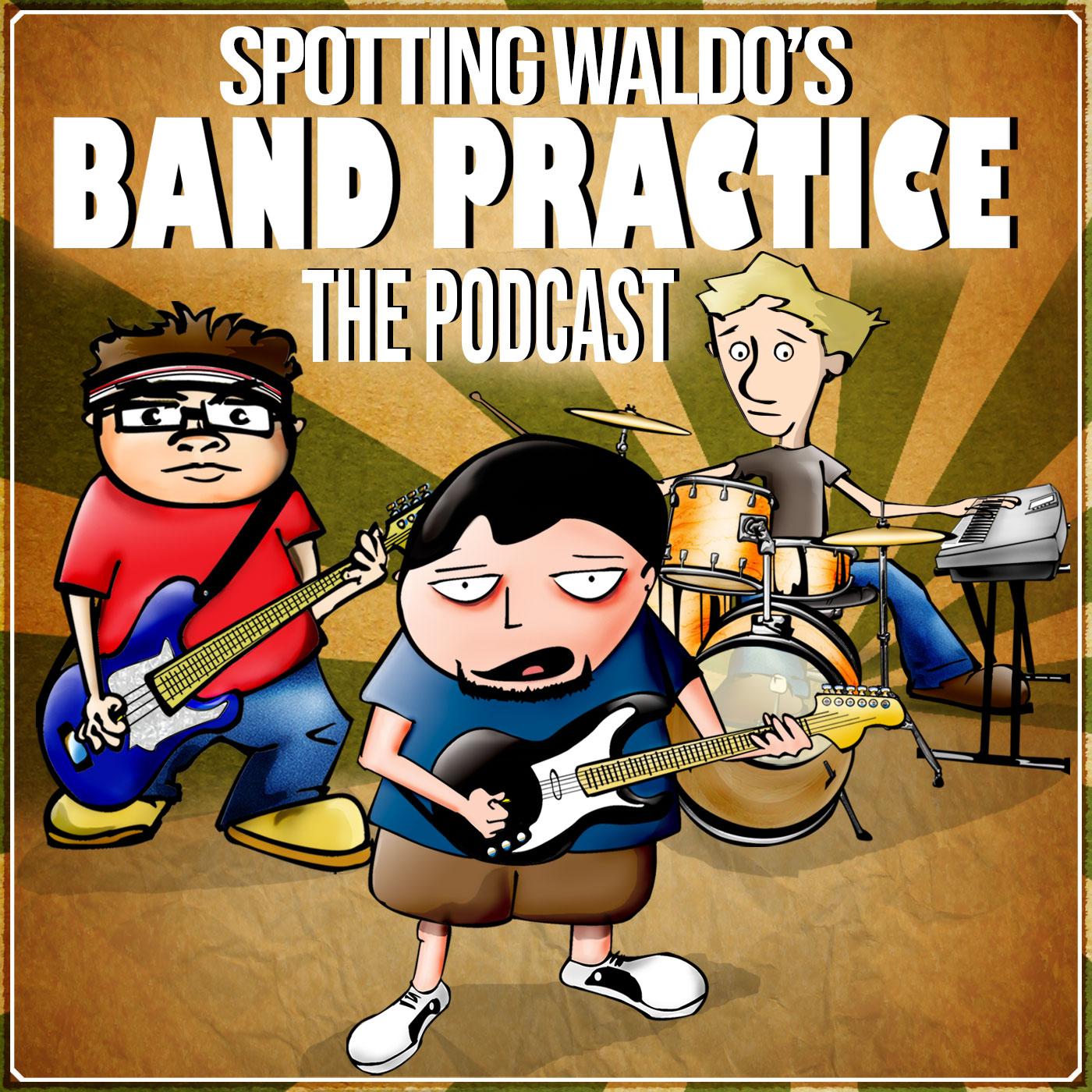 Band Practice show art