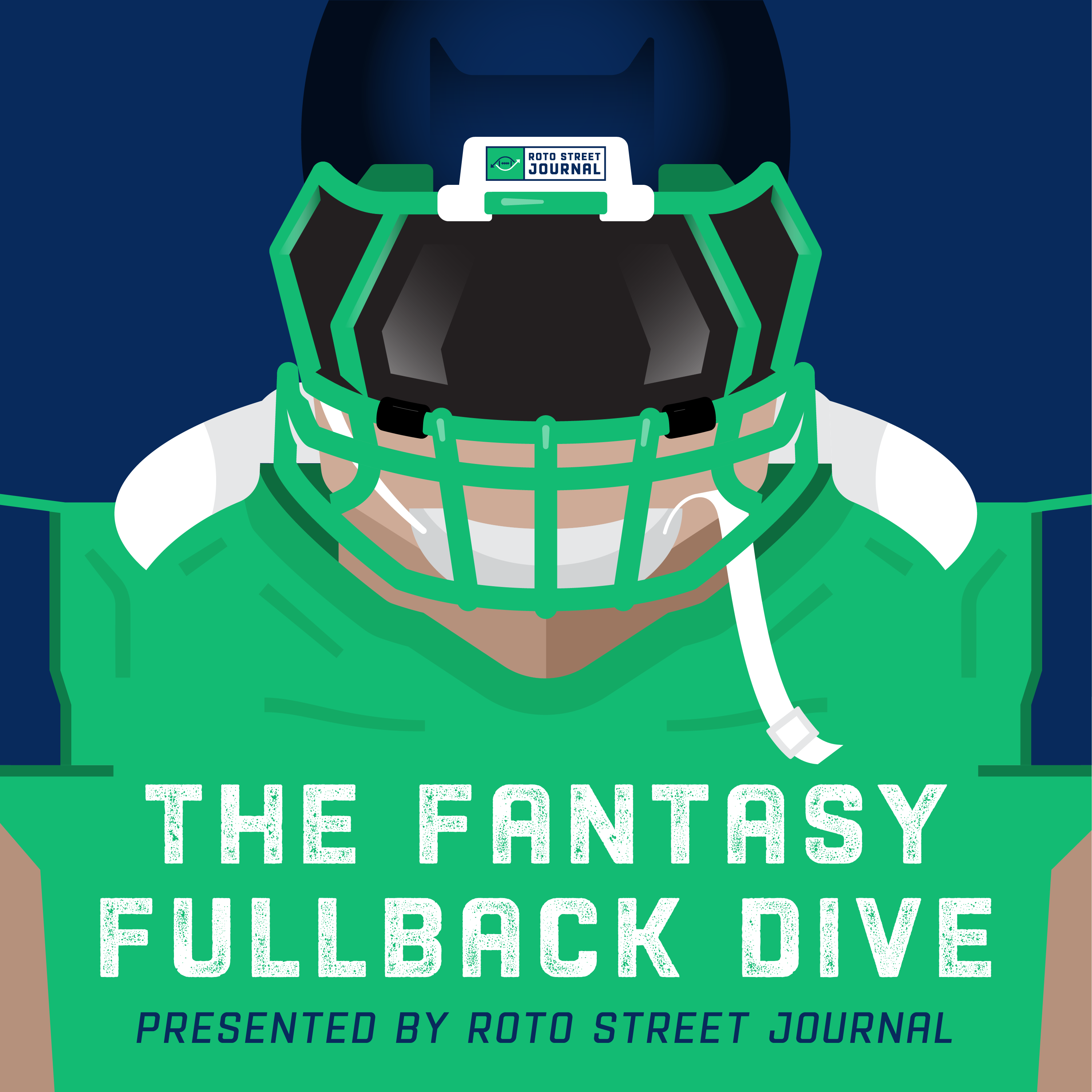 Artwork for Fantasy Football Podcast 2017 - Episode 1 - Nick Underhill Interview, Quarterback Free Agency Fallout